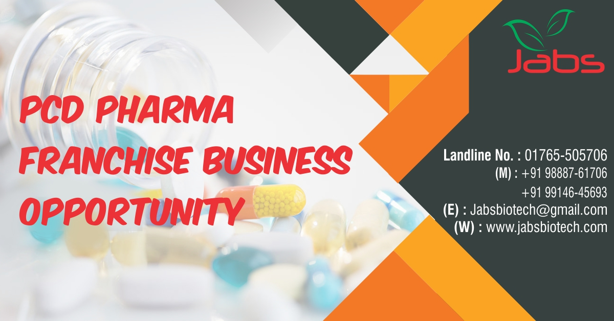 Reason for the Popularization of PCD Pharma Franchise Business