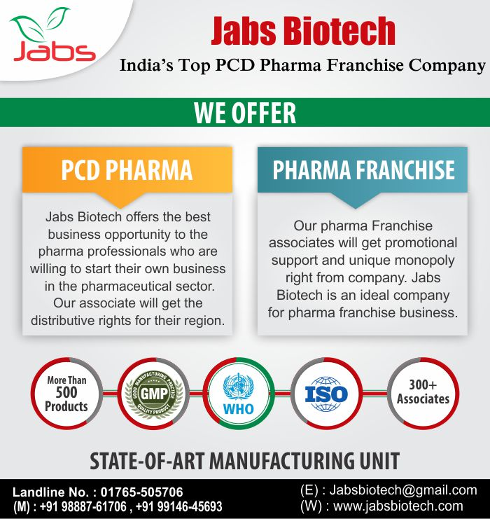 Top PCD Pharma Franchise Company in Himachal Pradesh
