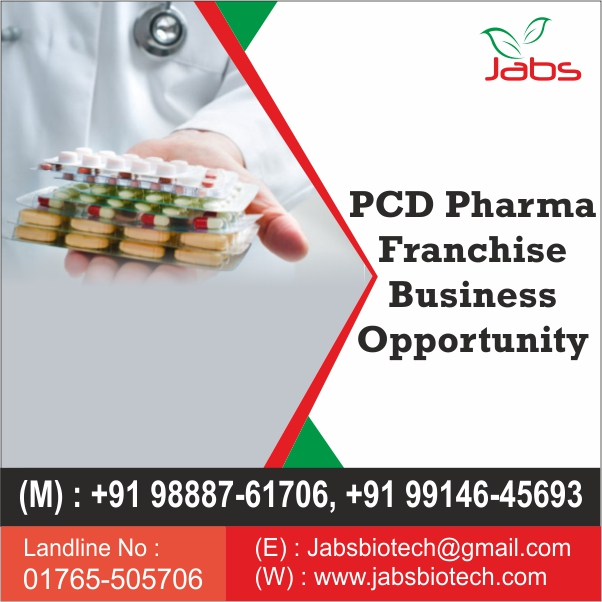 Pharma franchise for OTC Medicine Range