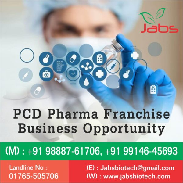 Pharma Franchise for Antibiotic Drugs