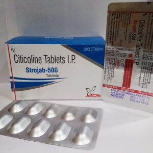 CITICOLINE 500 MG